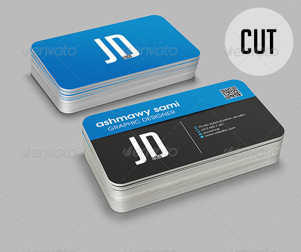 2 Creative Business Card 11
