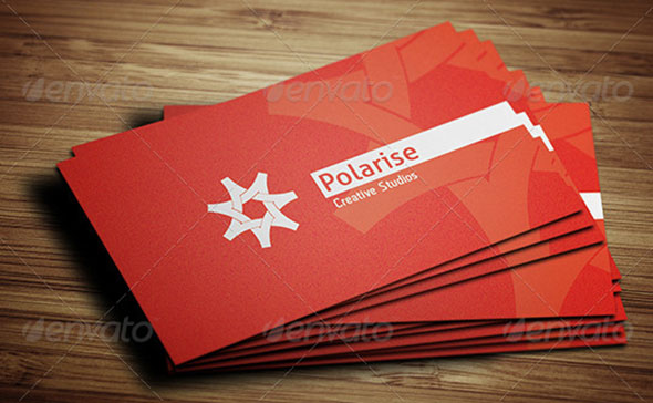 Polarise Business Card