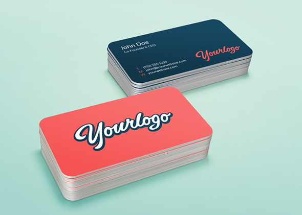 Stack-Business-Card-Mock-Up