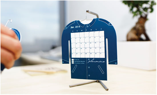 Calendar Ideas Creative : Cool creative calendar design ideas for web