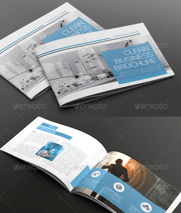Business Brochure A5