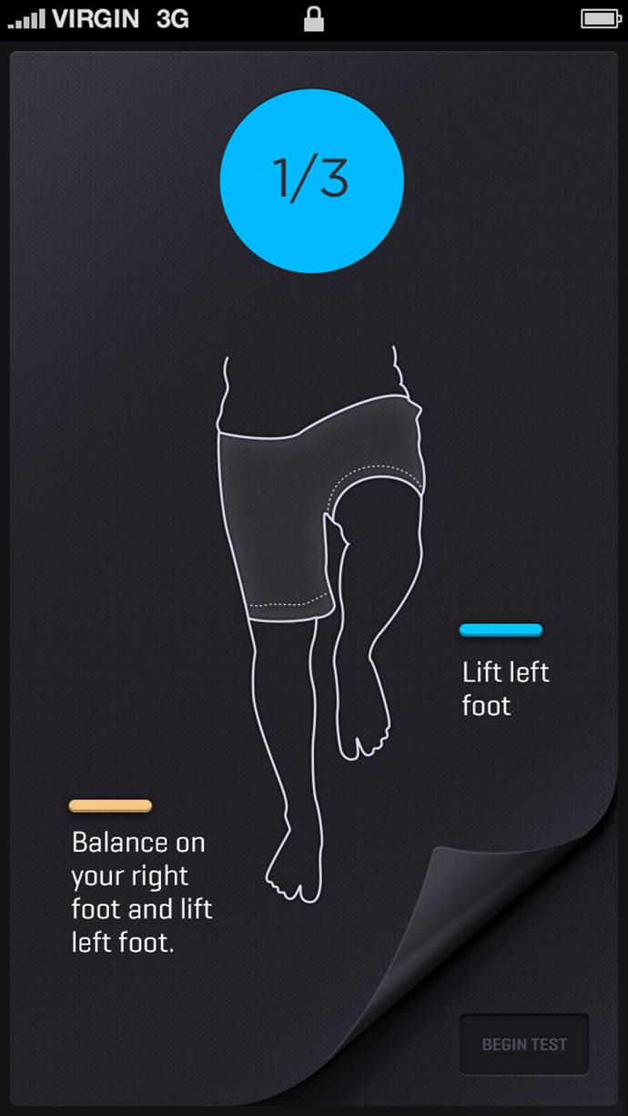 IOS7 design app By Julien Renvoye