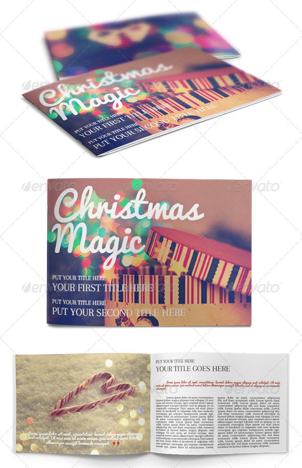 Christmas Mini Magazine