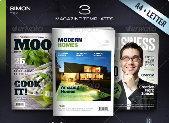 Magazine Bundle Vol. 1-2-3