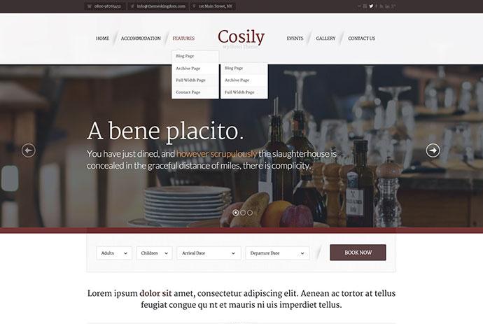 Cosily