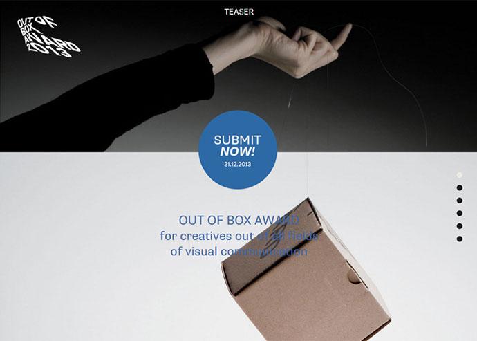 Out of box award 2013