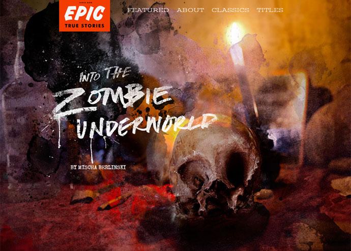 Into the Zombie Underworld