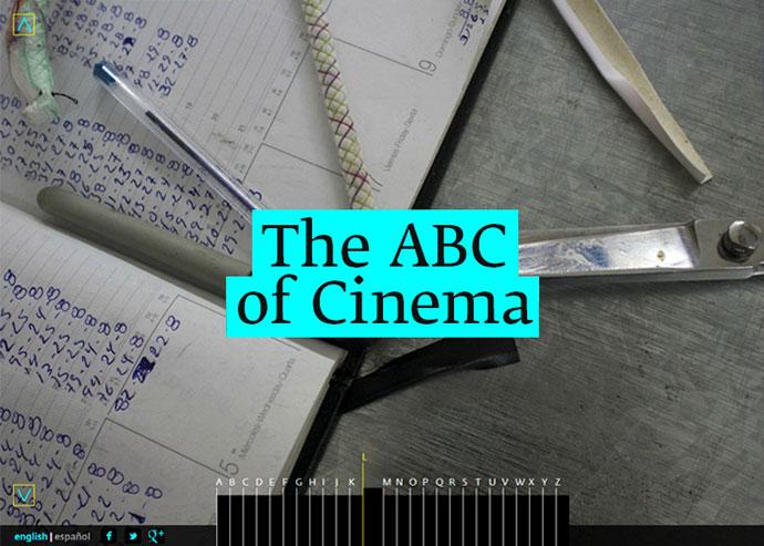The ABC of Cinema