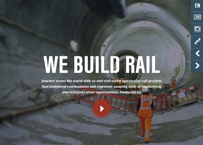 We Build Rail - Bechtel