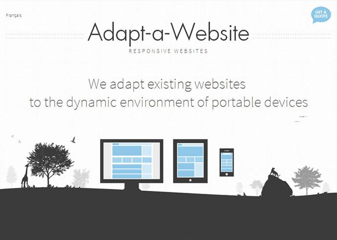 Adapt-a-Website