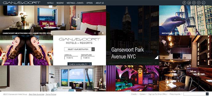 Gansevoort Hotels