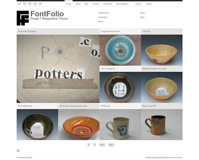 FontFolio