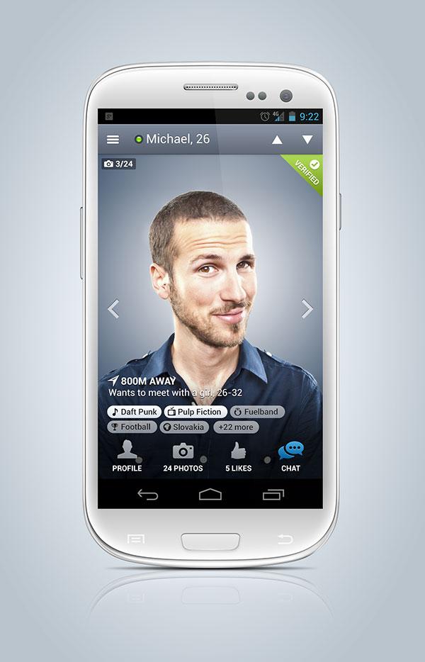 new Badoo app