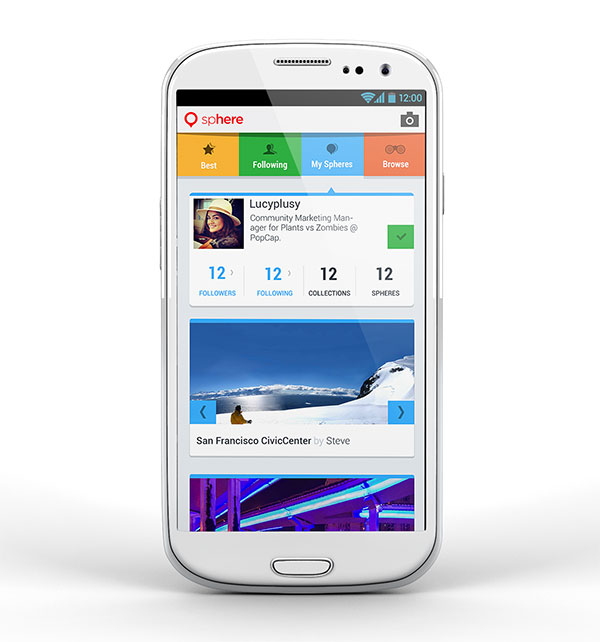 Android app to record