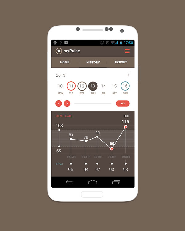 Android App Concept