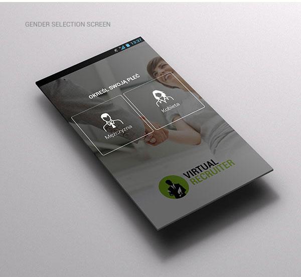 Virtual Recruiter App