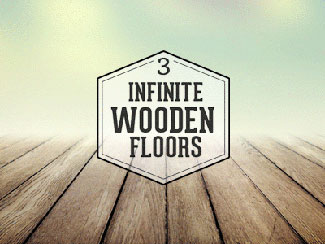 3 Infinite Wooden Floors By Raul Taciu