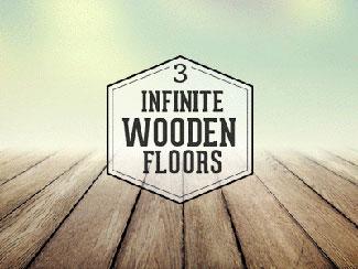 3 Infinite Wooden Floors By Raul Taciu