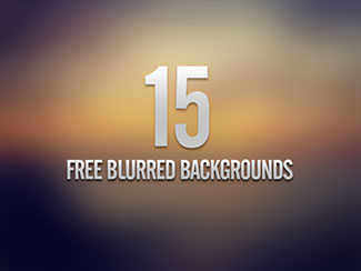 15 Free Blurred Backgrounds By Tommy Sadler