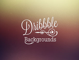 Dribbble Background