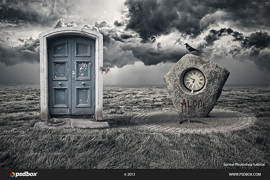 Surreal Manipulation - Video Tutorial