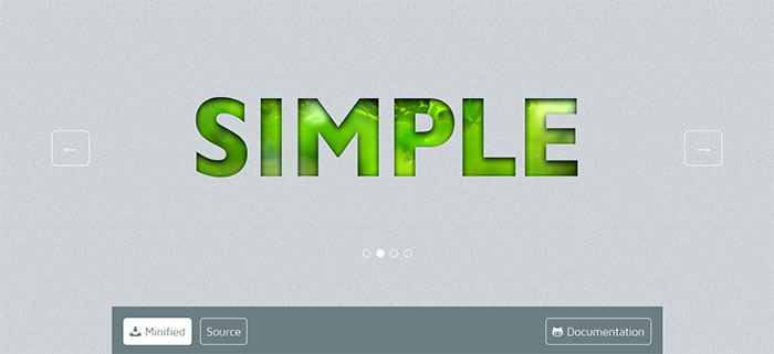 10 Awesome jQuery Image Slider & Slideshow Plugins
