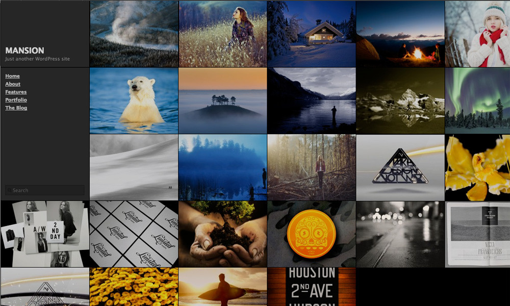 20 Awesome Free Grid WordPress Themes