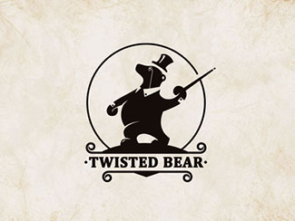 Twisted Bear By Stevan Rodic