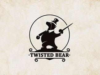 Twisted Bear By Stevan Rodic