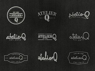 AtelierQ logo By Jonathan Quintin