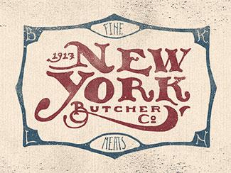 New York Butcher Co By Adam Trageser