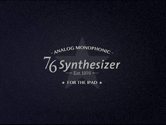 76 Synthesizer By Jonas Eriksson