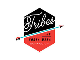 Tribes Work Co-op Logo 3 By Amy Hood