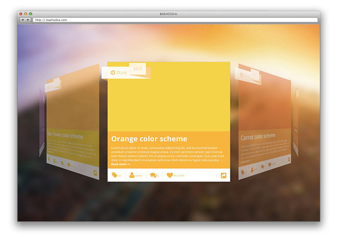 Jquery site navigation software