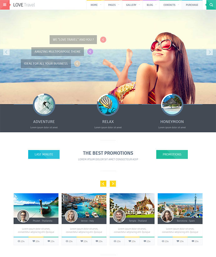 Love-Travel-HTML5