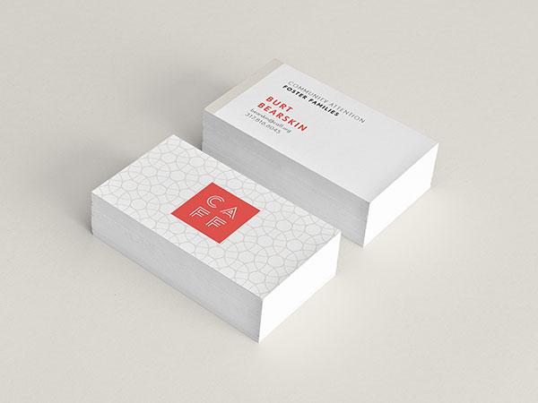 Biz Cards By Seth Nickerson