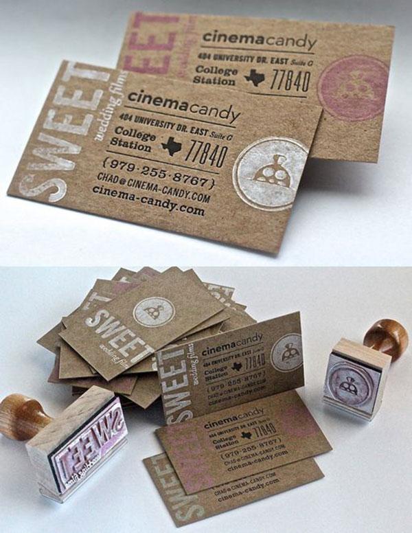 30 cool creative business card design ideas 2014  bashooka