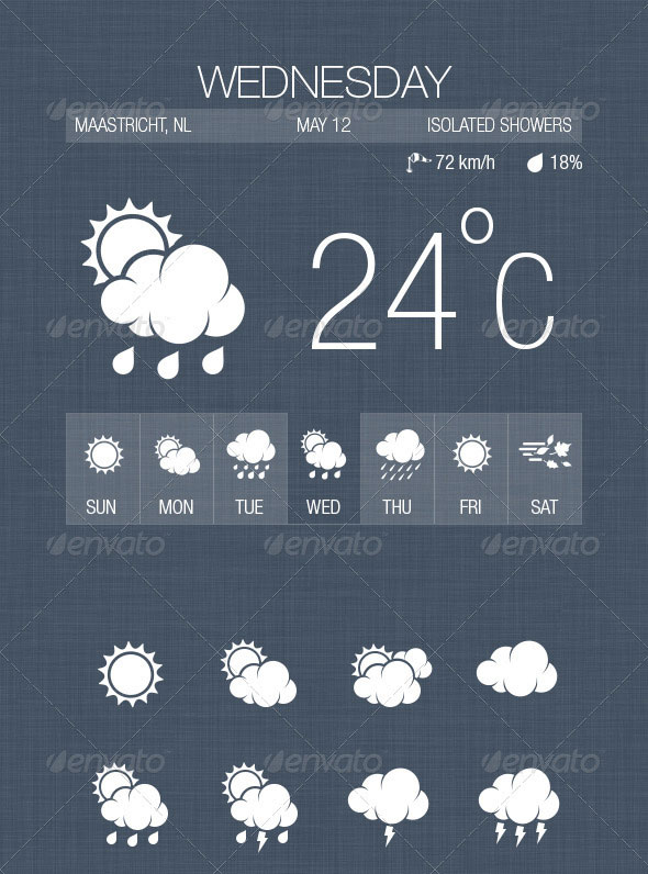 free-weather-icon-sets-7