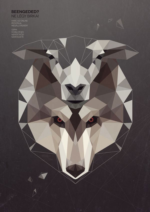 40 striking geometric patterns design inspiration