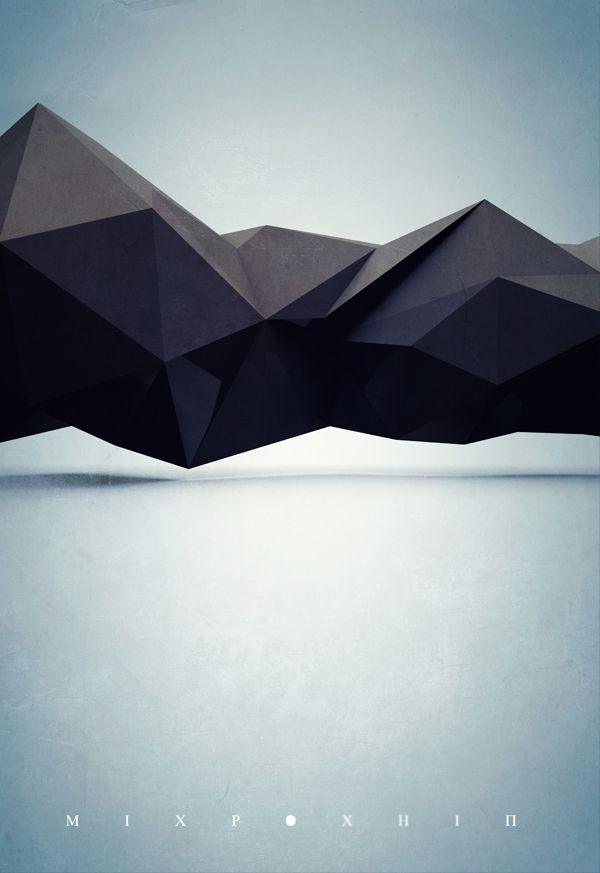 40 Striking Geometric Patterns Design Inspiration | Web & Graphic ...