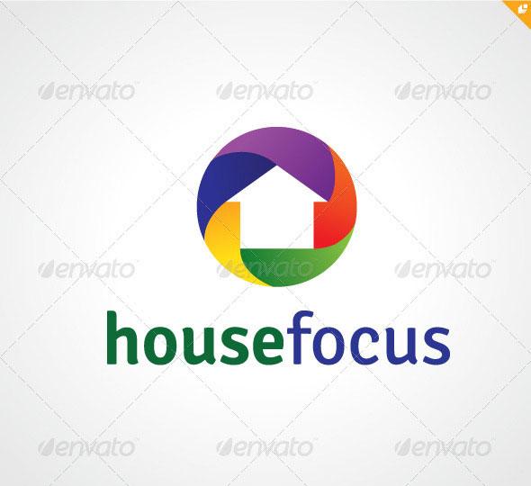 House Focus Logo