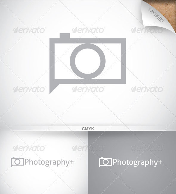 Photography+ Logo