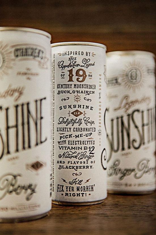 Buck O'Hairen's Sunshine www.WeAreDevice.com