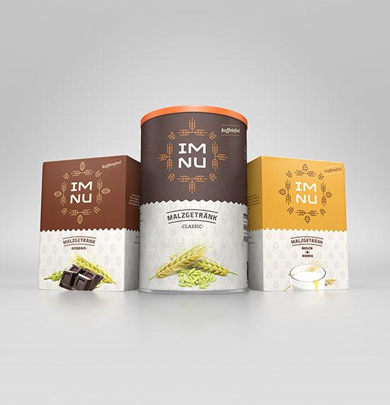 Im Nu Packaging By Julian Hrankov