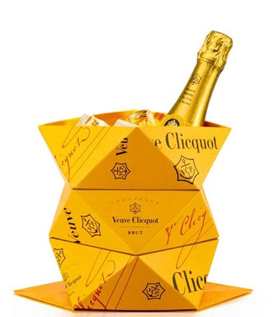 Veuve Cliquot Clicq Up champagne cooler