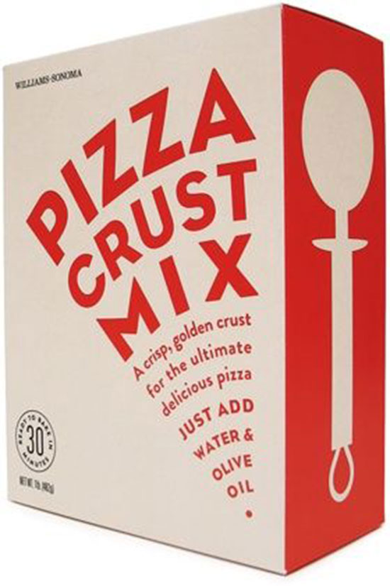 PIzza Crust Mix