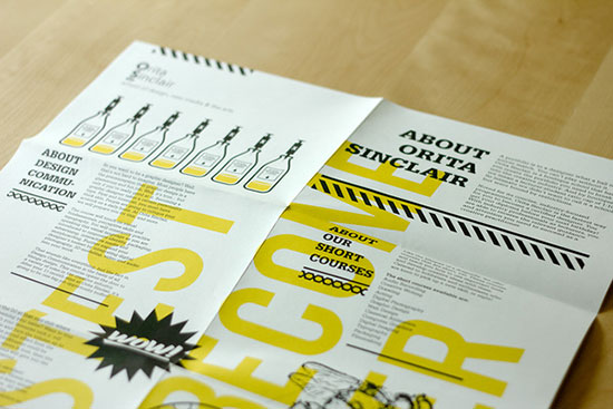 30 Awesome Brochure Design Ideas 2014