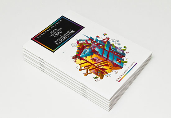 Taiwan Design Expo Brochure Design