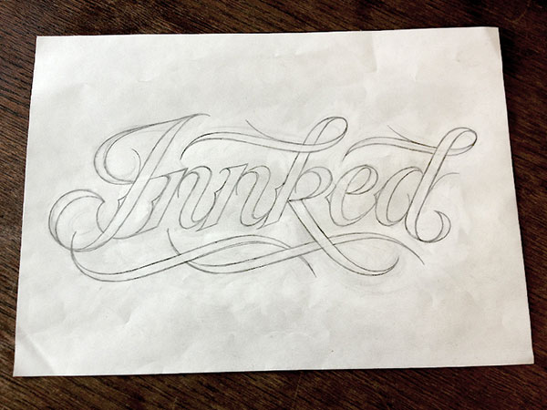 Innked logotype