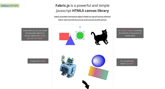 15 HTML5 Canvas Javascript Libraries – Bashooka